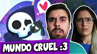 O MUNDO É MUITO CRUEL - Divide by Sheep (Android/iOS/PC)