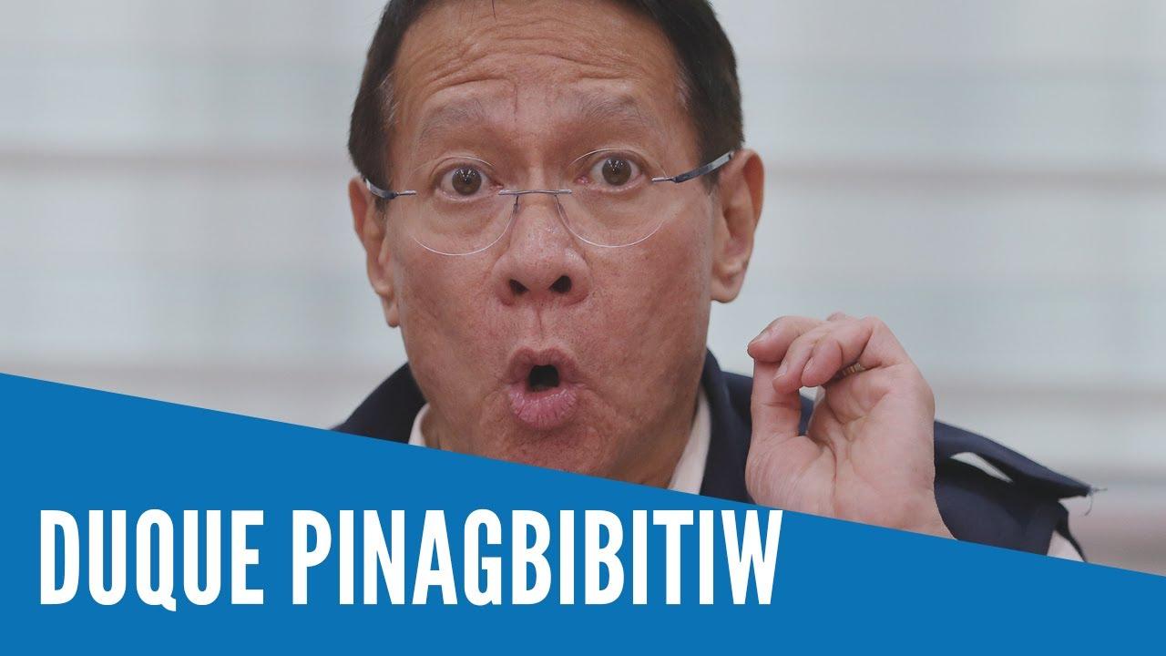 Download WATCH: Pagbibitiw sa puwesto ni DOH Sec. Francisco Duque III, hiniling