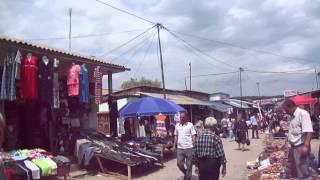Азербайджан Кусар рынок