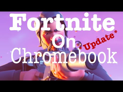 HOW TO GET FORTNITE ON CHROMEBOOK (2020)