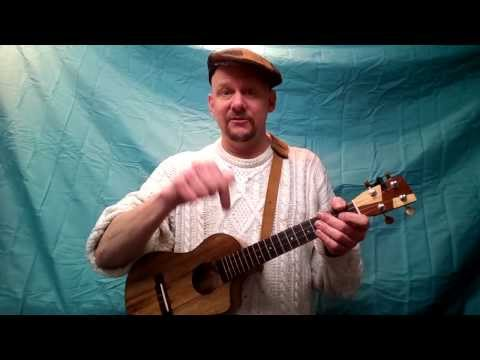 MUJ:  Tupelo Honey - Van Morrison (ukulele tutorial)