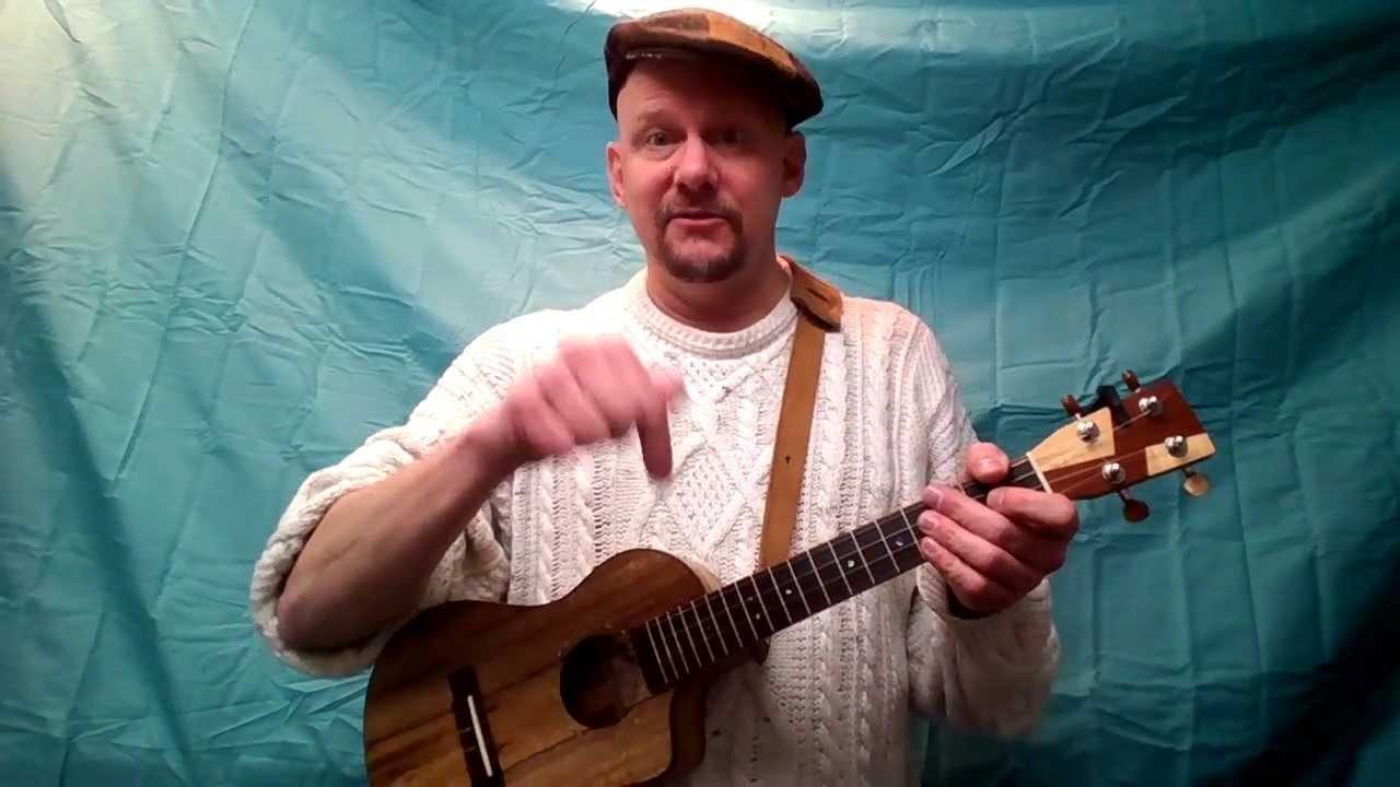 Muj Tupelo Honey Van Morrison Ukulele Tutorial Youtube