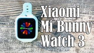 10 фактов о детских умных часах Xiaomi Mi Bunny Watch 3 ТОП!