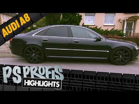 Audi A8 4.2L | PS Profis - Autos im Visier