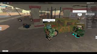 Roblox ATF Mirage Rp as a mutant