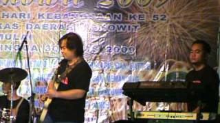 Pyred - November Rain (Live at Kanowit 2009)