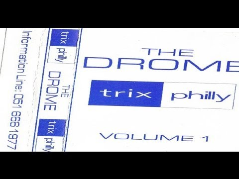 The Drome Birkenhead Vol 1 DJ Trix Side B