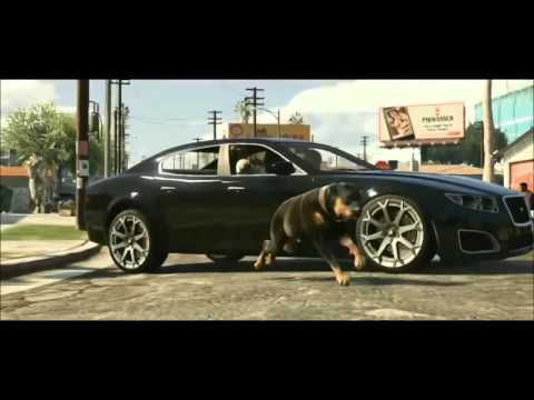 GTA 5 Trailer - X Gon Give It To Ya (DMX)