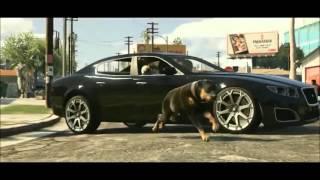 GTA 5 Trailer - X Gon Give It To Ya (DMX)