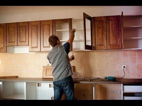 DIY Corner : Memasang kabinet kecil didapor
