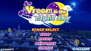 Vroom in the Night Sky (Switch) Review (Video Game Video Review)