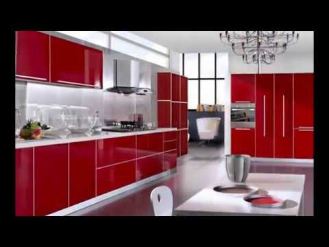 cuisine moderne au maroc cuisine en aluminium 2017 youtube. Black Bedroom Furniture Sets. Home Design Ideas