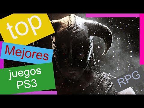 TOP 10 LOS MEJORES JUEGOS RPG DE LA PS3