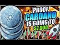 CARDANO TO PUMP TO $2.20 TODAY!!!?? ETHEREUM BACK TO $3,000!!!