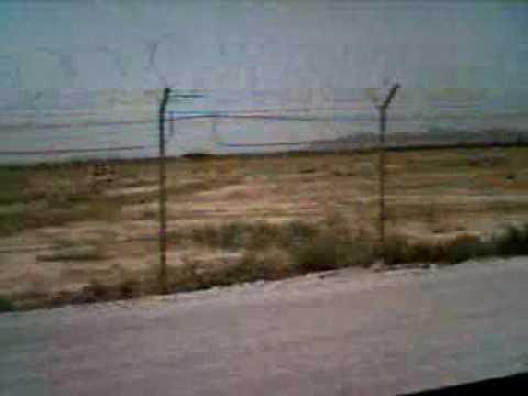 A Guided Touristic Tour in Kandahar Air Base