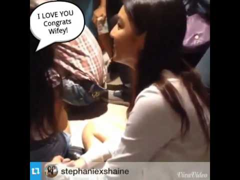 Jadine kilig moments pictures