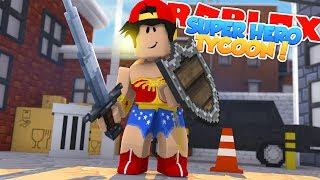 ROBLOX Adventure - ROPO IS SUPER WOMAN?!!!