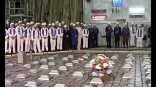 Закрытие ядерного реактора. Центральный зал(Уникальное видео. Процедура закрытия последнего ядерного реактора нарабатывающего оружейный плутоний...., 2010-04-24T01:31:04.000Z)