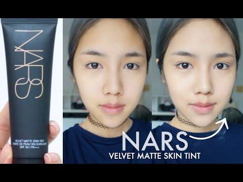 Review: รองพื้นตัวใหม่ NARS velvet matte skin tint | Archita Station