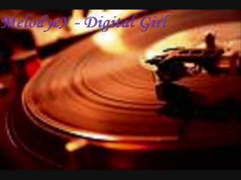 Groove Coverage - 21st Century Digital Girl (MelodyeX Mix)