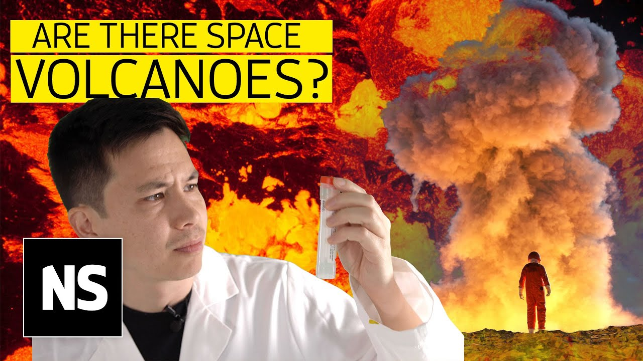 Are there volcanoes in space? A guide to the weirdest eruptions in the universe I Science with Sam
