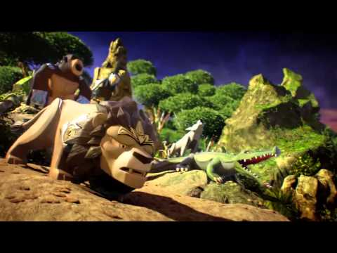 LEGO® CHIMA™ Legend Beast vs King of Scorpions