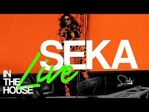 SEKA ALEKSIC - LIVE (IN THE HOUSE)