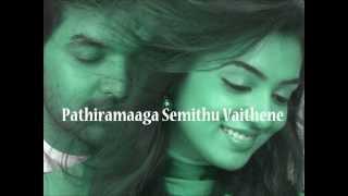 Yaaro Ival Yaaro Ival SONG with LYRICS | Thirumanam Ennum Nikkah | Jai & Nazriya Nazim