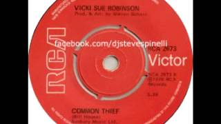 Watch Vicki Sue Robinson Common Thief video
