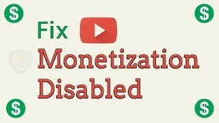 How To Fix Monetization Disabled [Working 2018]