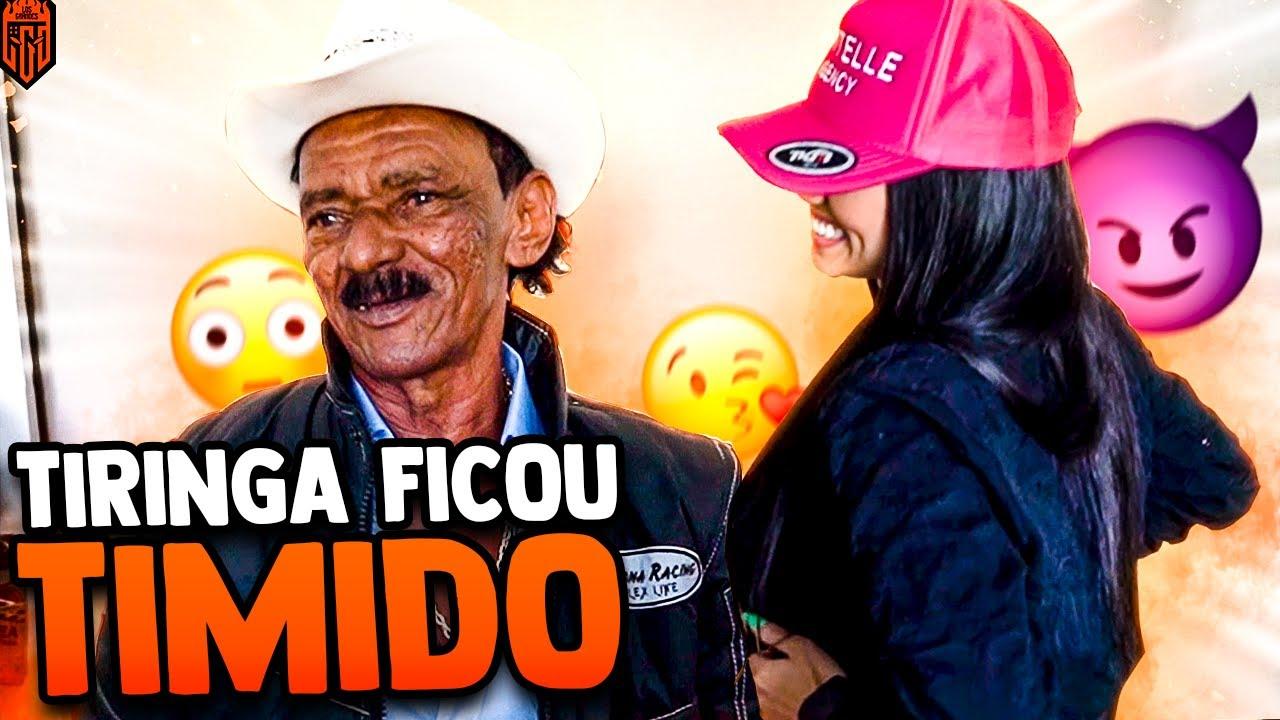 TIRINGA E CHARLES CONHECENDO A GH!!! - LOS GRANDES FREE FIRE