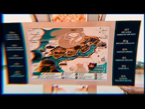 Putrajaya. Travel Video