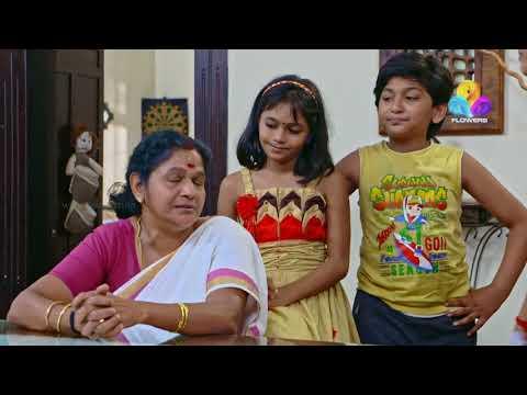 Flowers TV Uppum Mulakum Episode 506