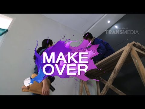THE PROJECT - Make Over Kamar Tidur (4/2/18) Part 2