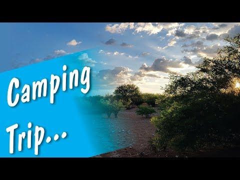 Camping Trip - Namibia