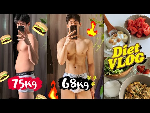 1달동안 -7kg 체중 감량 다이어트? 식단부터 운동?? 요요없는 정직한 다이어트가 궁금하다면?