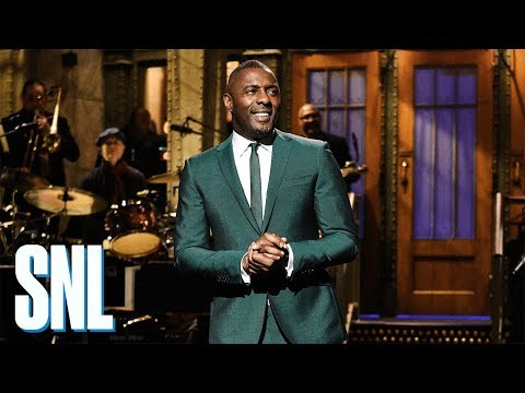 Idris Elba Monologue - SNL
