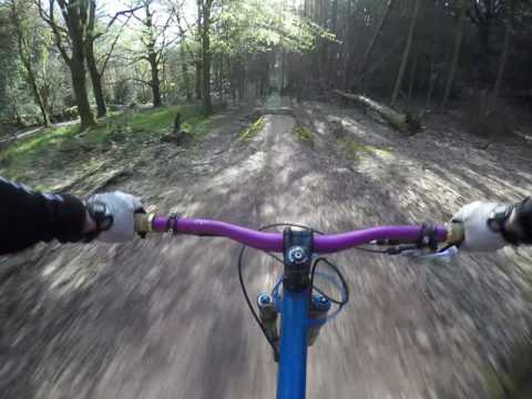 Woodbury Common Mountain Bike Trails - MTB, Exeter, Devon