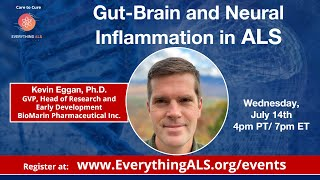 Gut-Brain and Neural Inflammation in ALS