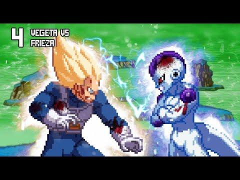 [What-If] Vegeta Were To Turn Super Saiyan Before Goku.