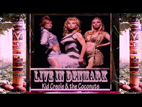 KiD CrEoLe and the CoCoNuTs Live  Sizzle & Dazzle in Denmark Full Available Footage
