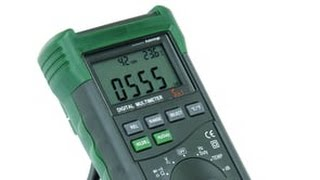 Digital Multimeter Review: Cen-Tech P98674 / Mastech MS8229