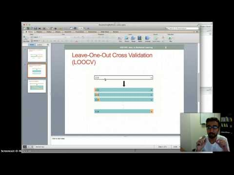 DSO 530: Cross Validation