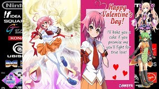 Arcana Heart 3 LM  SIX STARS!!!!!! (PC-Nesica) Gameplay (Heart)