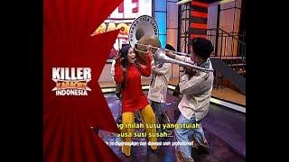 Konsentrasi menyanyi Nurhafitriyanti buyar karena Tanjidor! - Killer Karaoke Indonesia