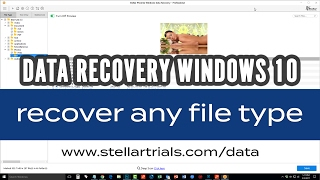 How To Recover Deleted Files on Windows 10 OS - Recovery Tutorial