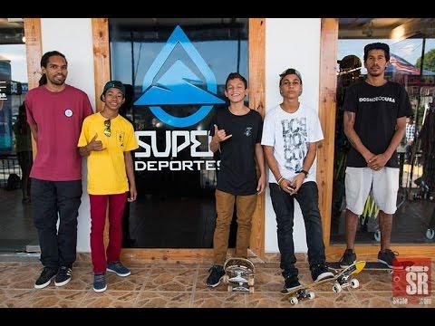 Chiriqui Skate Project Super Deportes - Panama