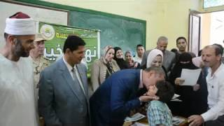 بالصور.. محافظ كفر الشيخ يكرم 61 من حفظة القرآن و4 رحلات عمرة للمتميزين