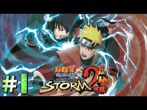 Naruto Ultimate Ninja Storm 2 - Tập 1 - Naruto Tái Đấu Thầy Kakashi | Big Bang