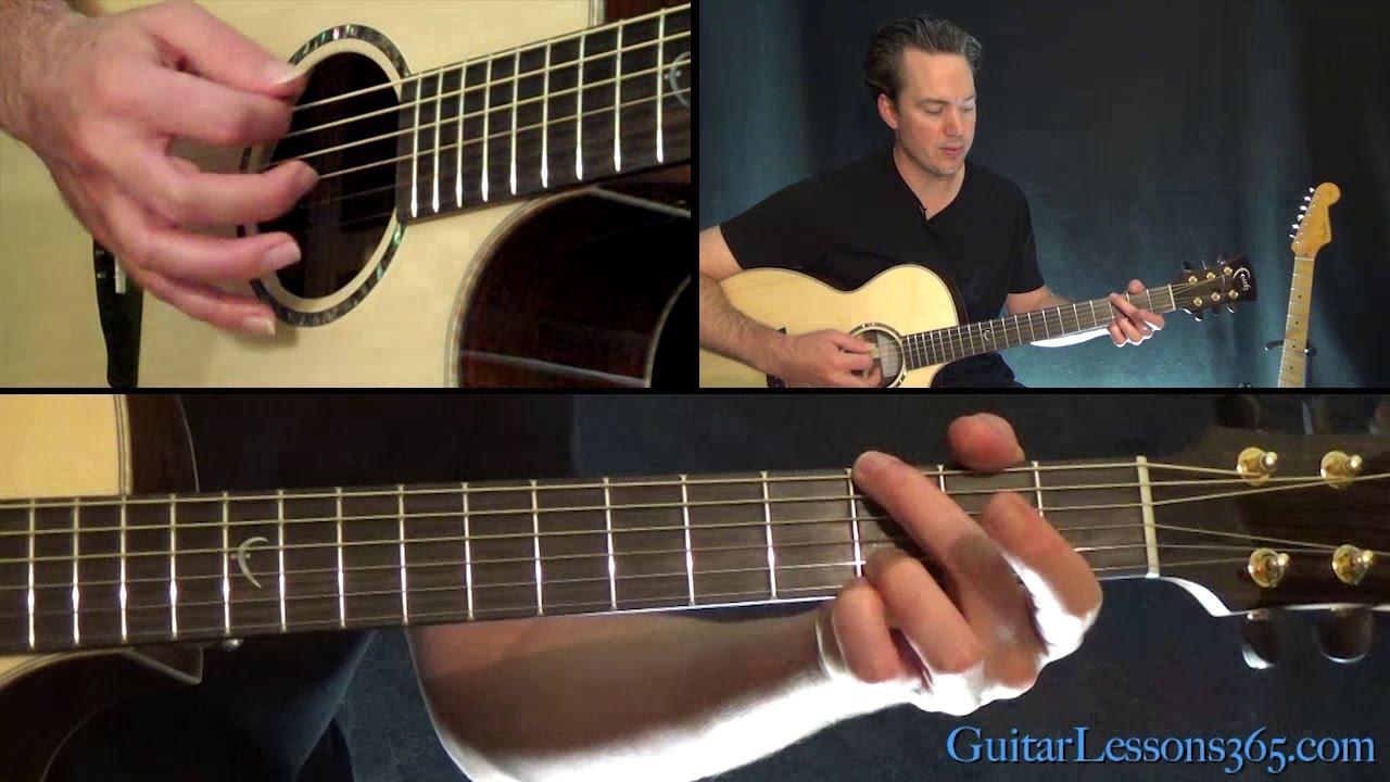 Feliz Navidad Guitar Chords Lesson Jose Feliciano Youtube
